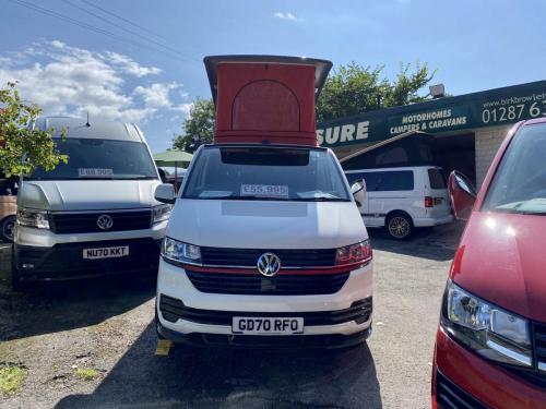 Volkswagen Transporter T28 4 Berth Pop Top Campervan GD70 RFO (1)