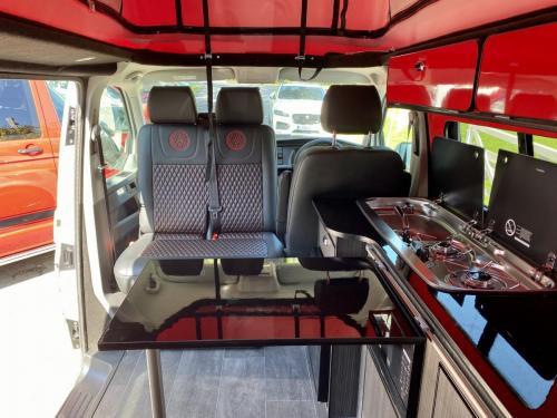 Volkswagen Transporter T28 4 Berth Pop Top Campervan GD70 RFO (4)