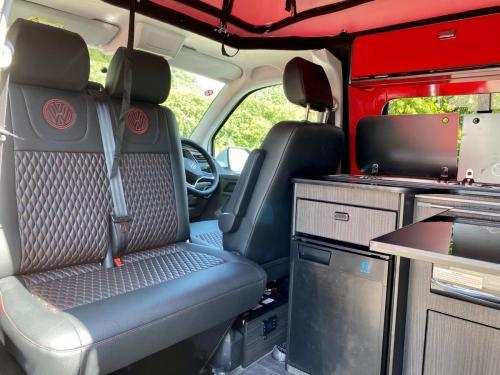 Volkswagen Transporter T28 4 Berth Pop Top Campervan GD70 RFO (8)