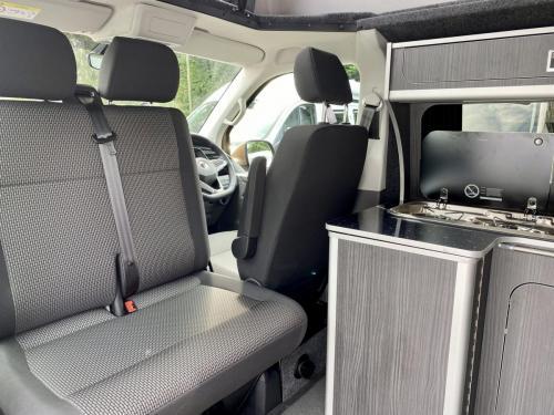 Volkswagen Transporter T30 Highline 4 Berth Pop-Top Campervan XHZ 7879 (10)