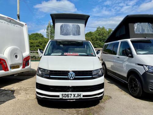 Volkswagen Transporter T6 LWB 4 Berth Pop Top Campervan 101