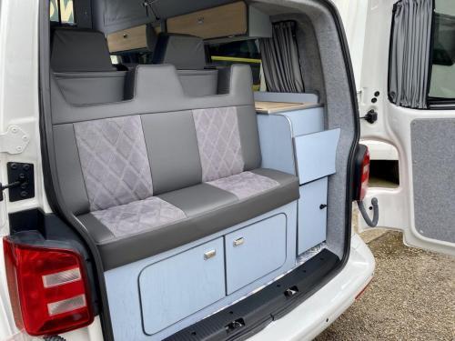 Volkswagen Transporter T6 LWB 4 Berth Pop Top Campervan SD67 XJH (12)