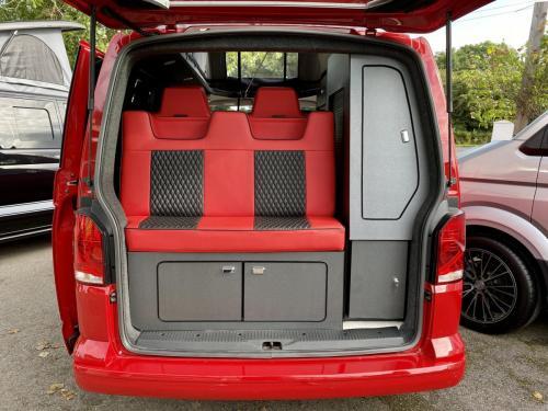 Volkswagen Transporter T6.1 SWB T28 4 Berth Pop Top Campervan NG21 AKO (6)