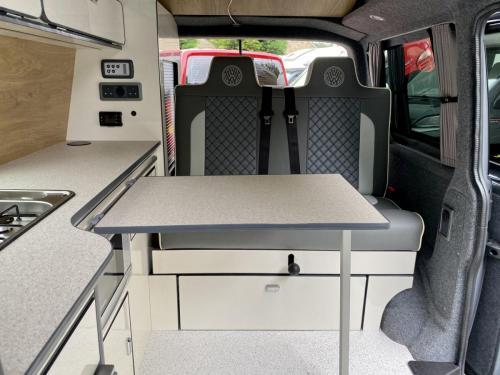 Volkswagen Transporter T6.1 SWB T28 4 Berth Pop Top Campervan PD21 VNA (3)
