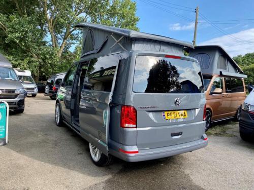 Volkswagen Transporter T6.1 SWB T28 4 Berth Pop Top Campervan PD21 VNA (5)
