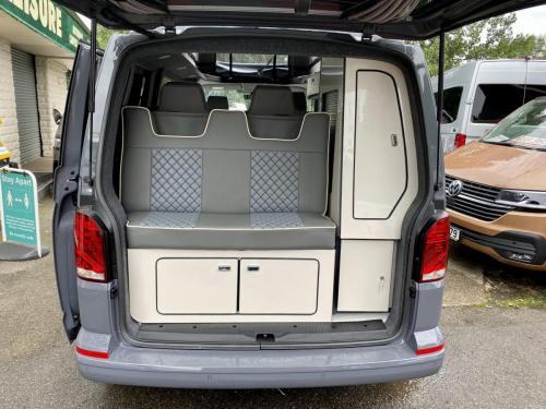 Volkswagen Transporter T6.1 SWB T28 4 Berth Pop Top Campervan PD21 VNA (8)